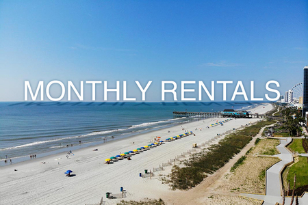 Winter Monthly Rentals