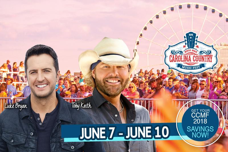 Carolina Country Music Fest 2018