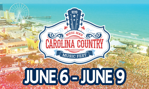 Carolina Country Music Festival 2019 Ticket Package