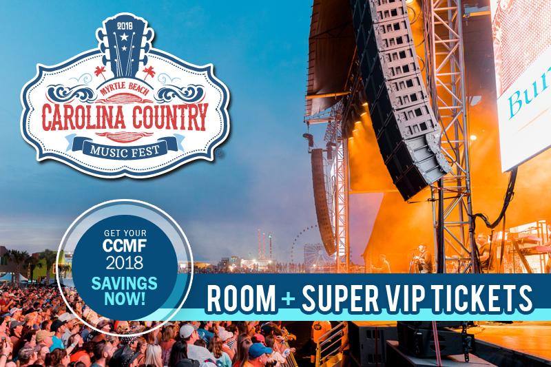 CCMF Super VIP Package