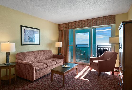 Oceanfront 2 Bedroom Condo F