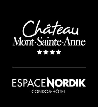 Château Mont-Sainte-Anne ???? Espace Nordik