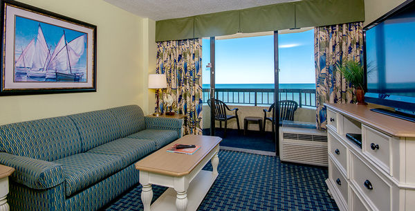 Pinnacle Oceanfront Two Bedroom Penthouse Image