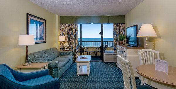 Pinnacle Oceanfront King Suite Image