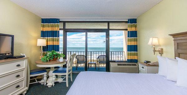 Schooner Oceanfront Cabana Suite Image