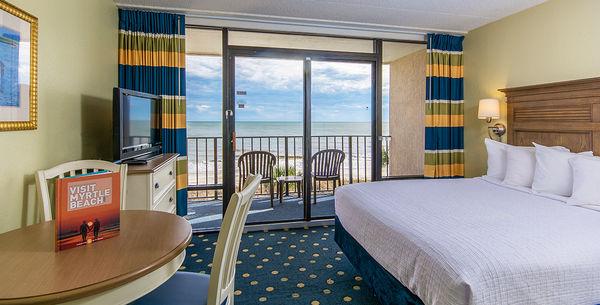 Schooner Oceanfront Junior Suite Image