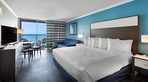 Indigo Oceanfront King Room Image