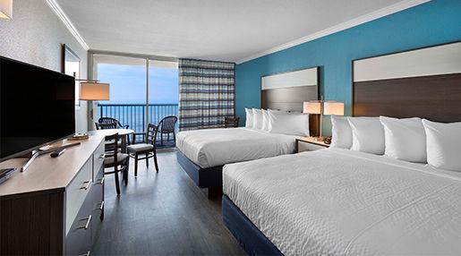 Indigo Oceanfront Room Image