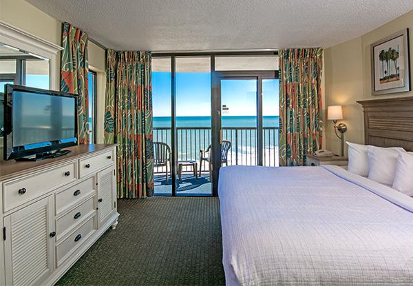 Mariner Oceanfront Corner Balcony Two Bedroom Condo Image