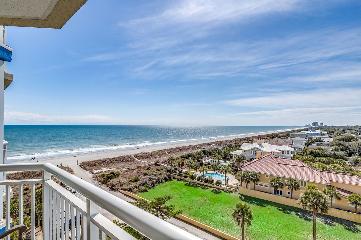 Angle Oceanfront Deluxe 2 BR