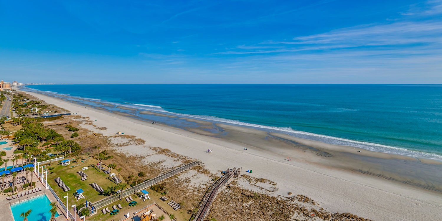 Oceanfront 3 Bedroom Condo
