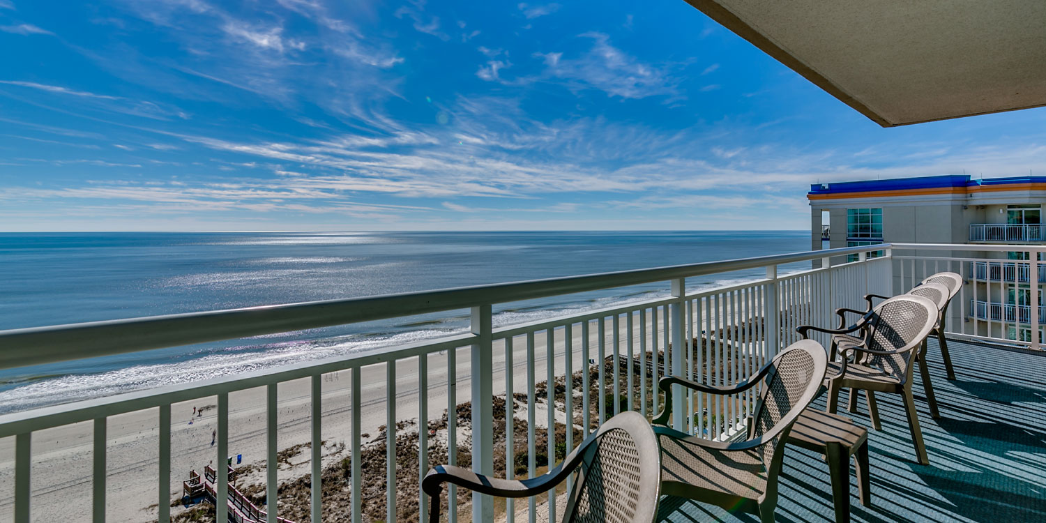 Oceanfront Deluxe 4 Bedroom