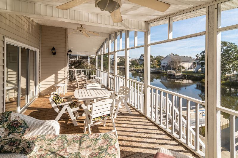 Quarterdeck Grand Strand Retreat