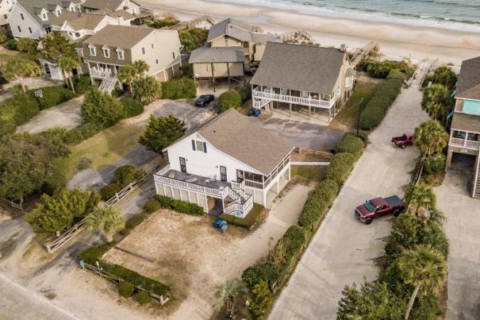 Johnson A Grand Strand Retreat