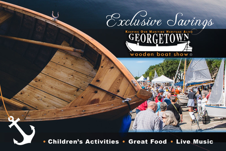 - Georgetown Wooden Boat Show