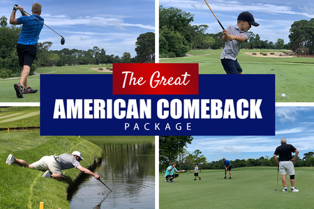 The Great American Comeback Package