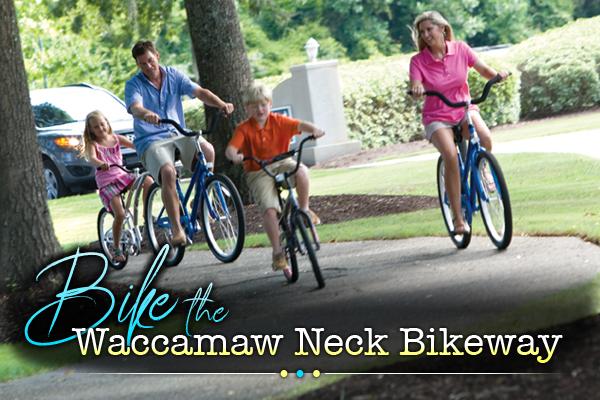 Bike the Waccamaw Neck