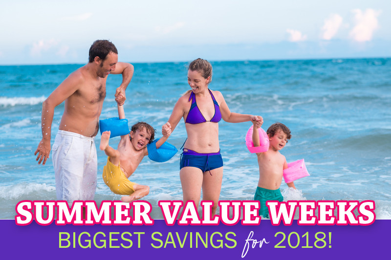 Cyber Summer Value Weeks Sale - 50% OFF