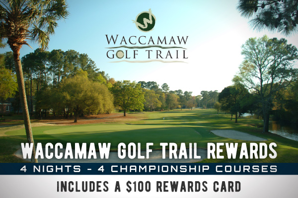 Waccamaw Golf Trail Rewards