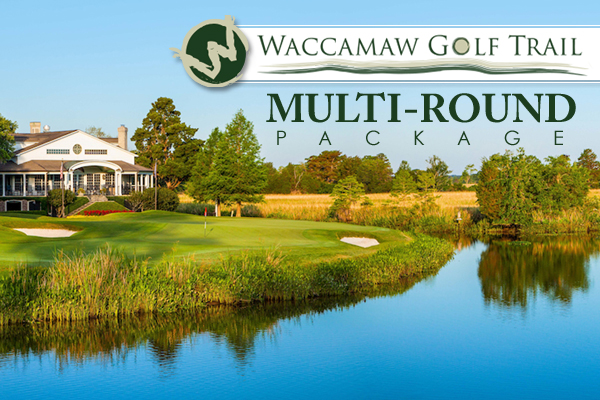 waccamaw golf trail multi round package