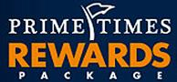 Prime Times Rewards Package ~ Each Golfer Receives $115 in Rewards for Fall Golf!