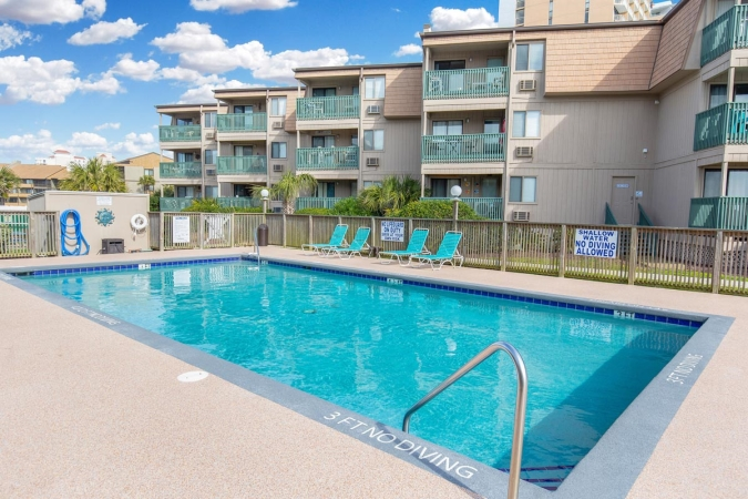 A Place at the Beach III 3L Condo Rentals