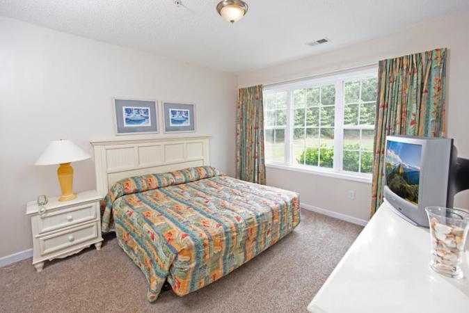 Barefoot 2 Bedroom Swing King Golf Vacation