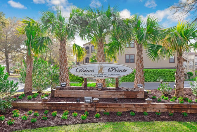 Dunes Pointe C4 Vacation Rentals