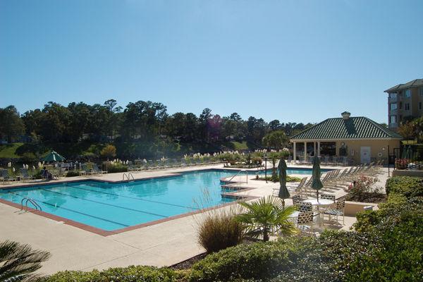 Resort Villa 2 Bedroom South Carolina