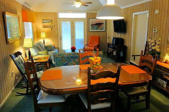 Guest Cottage 40 Golf Packages