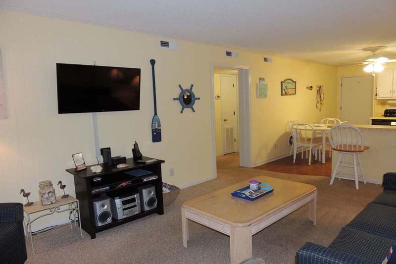 A Place at the Beach IV G127 Condo Rentals