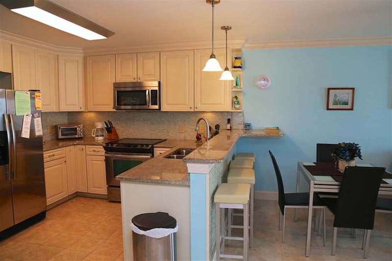 A Place at the Beach V A307 Condo Rentals