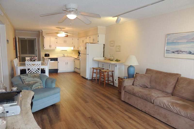 A Place at the Beach V B104 Condo Rentals