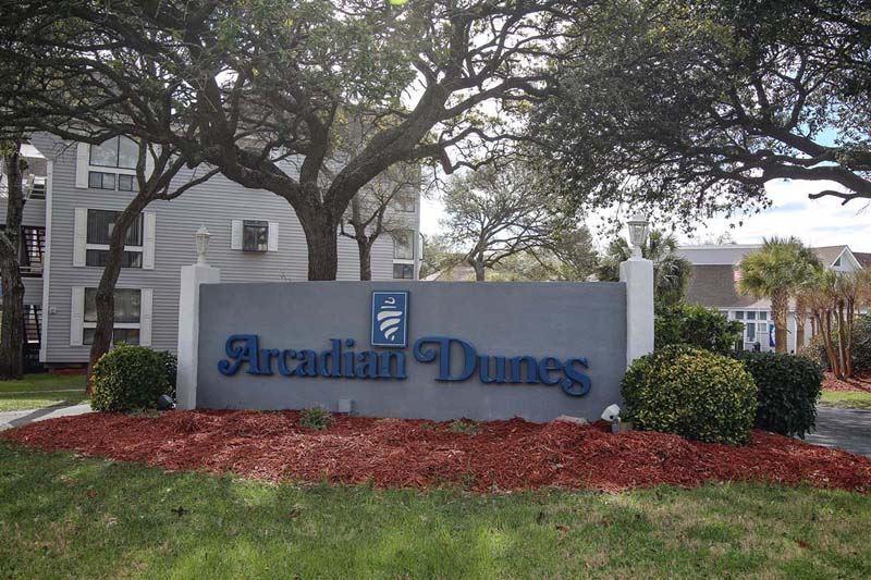 Arcadian Dunes 13-151 Hotel & Resort