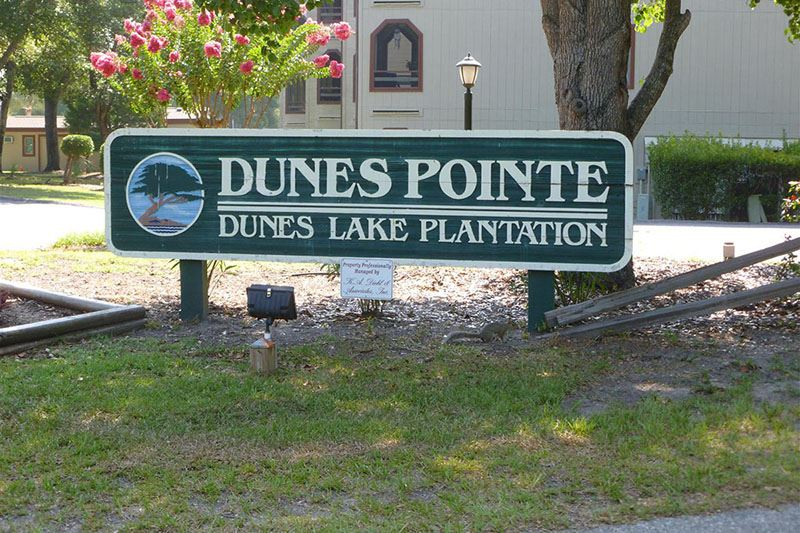 Dunes Pointe F20 Myrtle Beach,SC
