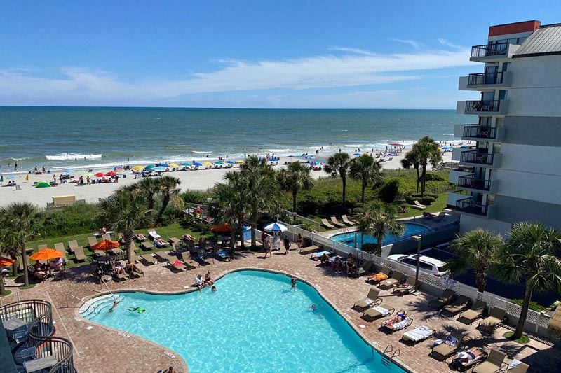 Grande Cayman Resort 553 Grand Strand Retreat