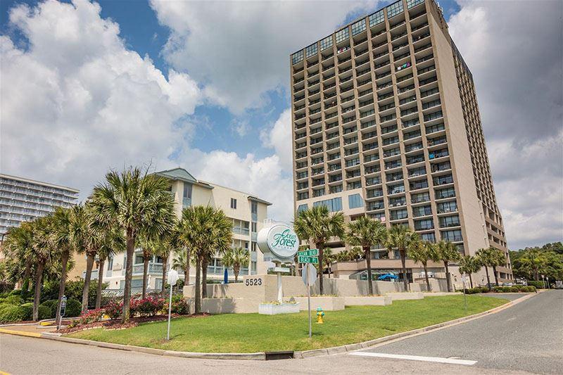Ocean Forest Plaza 1001 Hotel & Resort