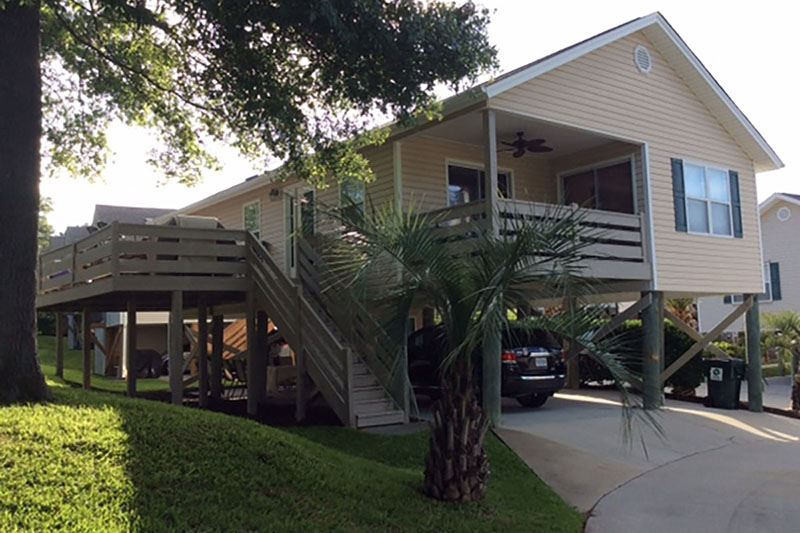 Ocean Green Cottage 9675 Vacation Rentals