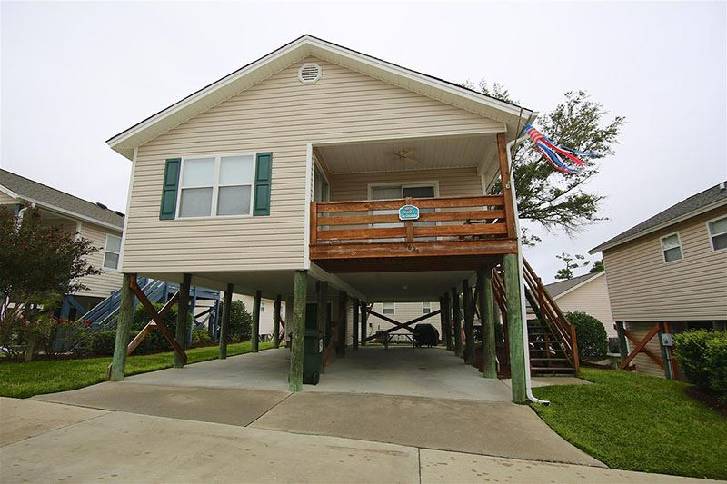 Ocean Green Cottage 9694 Hotel & Resort