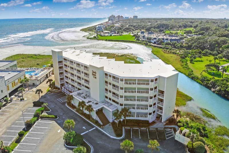 Sands Beach Club 408 Hotel & Resort