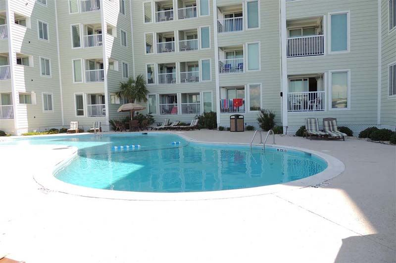 Sands Beach Club 507 Vacation Rentals