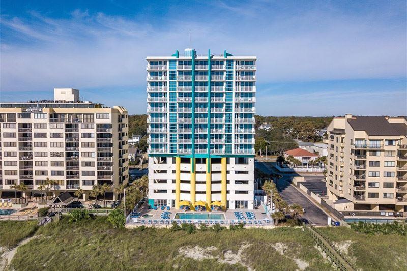 Seaside Resort 1205 Hotel & Resort