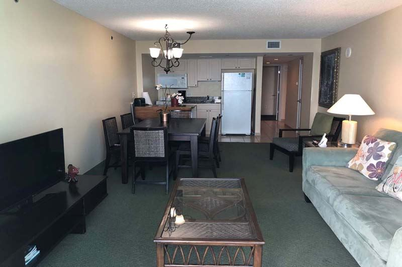 Seaside Resort 1205 Condo Rentals