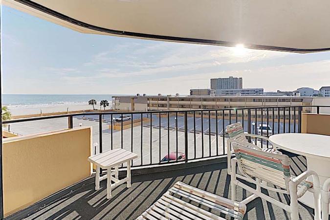 Maisons Sur Mer 204 Grand Strand Retreat
