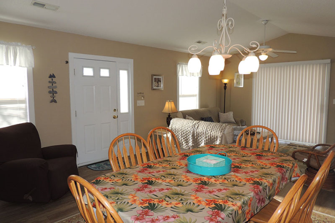 Ocean Green Cottage 9694 Vacation Rentals