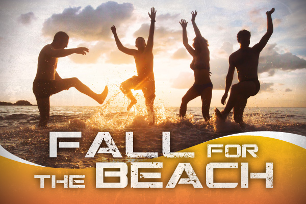 Fall for the Beach