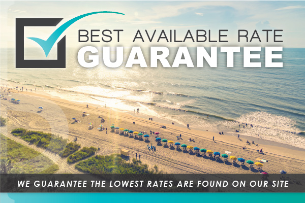 Best Available Rate Guarantee