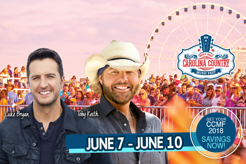 Carolina Country Music Fest 2018