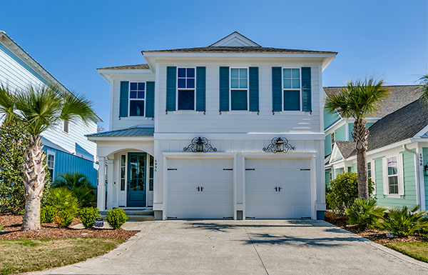 4BDRM House Whitepoint With Pool - Unit 4996 Salt Creek