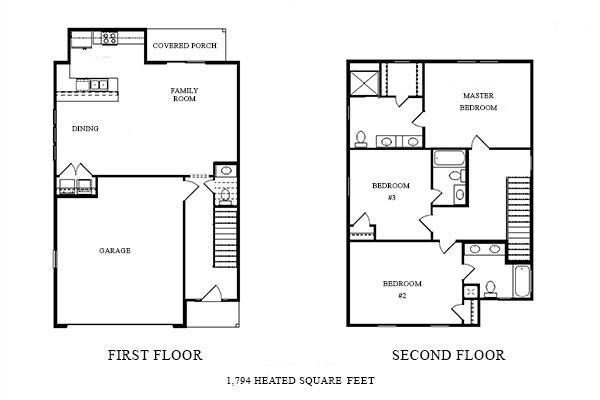 3BDRM House Cantor - Unit 4829CA
